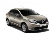 Renault Logan Sedan 2013-2017-