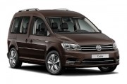 Volkswagen Caddy 2015-