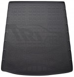 Unidec Резиновый коврик в багажник Audi A6 2011- Avant