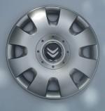 Колпаки Citroen 209 R14 (Комплект 4 шт.) SKS (с эмблемой)
