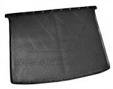 Резиновый коврик в багажник Volkswagen Caddy 2015- Unidec