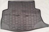 Резиновый коврик в багажник Nissan Leaf Avto Gumm