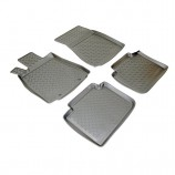 Unidec Резиновые коврики Lexus GS 2005-2012 (задний привод)