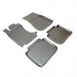 Резиновые коврики Lexus GS 2005-2012 (полный привод) Unidec