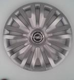 SKS (с эмблемой) Колпаки Opel 313 R15 (Комплект 4 шт.)