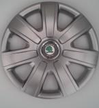 SKS (с эмблемой) Колпаки Skoda 325 R15 (Комплект 4 шт.)