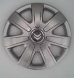 SKS (с эмблемой) Колпаки Citroen 325 R15 (Комплект 4 шт.)
