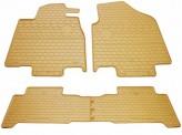 Stingray Резиновые коврики Acura MDX 2007-2013 БЕЖЕВЫЕ