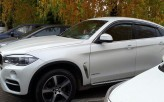 Ветровики BMW X6 (F16) Cobra Tuning