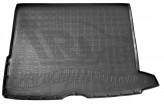 Резиновый коврик в багажник Mercedes GLC (X253) Unidec