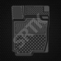 SRTK Глубокие резиновые коврики Toyota Rav-4 2006-2012