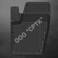 SRTK Глубокие резиновые коврики VW Polo