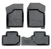 Глубокие резиновые коврики Lada Samara 2108-2115 AvtoDriver