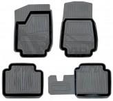Глубокие резиновые коврики Lada Нива AvtoDriver