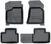 AvtoDriver Глубокие резиновые коврики Lada 2110, 2111, 2112