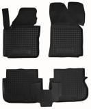 Резиновые коврики Volkswagen Caddy 3 двери Avto Gumm