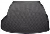 Резиновый коврик в багажник Hyundai Sonata NF 2005-2010 Unidec