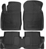 Резиновые коврики Ford EcoSport 2015- AvtoGumm