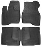 Резиновые коврики Ford Explorer 2014- AvtoGumm