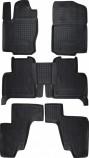 Резиновые коврики Mercedes GLS (x166) Avto Gumm