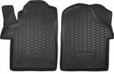 Резиновые коврики Mercedes Vito 2014- V-Class W447 AvtoGumm