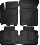 Резиновые коврики Suzuki SX4 2013- Avto Gumm