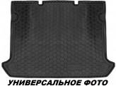 Avto Gumm Резиновый коврик в багажник Chery Arrizo 3 2015-