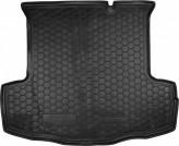 Резиновый коврик в багажник Fiat Linea Avto Gumm