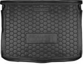 Резиновый коврик в багажник Fiat 500X AvtoGumm