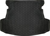 Avto Gumm Резиновый коврик в багажник GEELY GC-5 2014- sedan