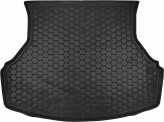 Резиновый коврик в багажник Lada Granta sedan без шумоизоляции