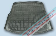 Резиновый коврик в багажник Skoda A-7 Liftback Rezaw-Plast