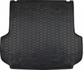 Avto Gumm Резиновый коврик в багажник Mitsubishi Pajero Sport 2015-