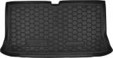 Резиновый коврик в багажник NISSAN Micra 2002-2010