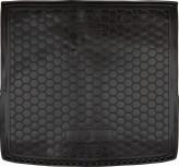 Резиновый коврик в багажник RENAULT Duster 4WD Avto Gumm