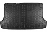 Резиновый коврик в багажник Suzuki Grand Vitara 2005- Avto Gumm