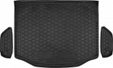 Avto Gumm Резиновый коврик в багажник TOYOTA Rav-4 5 дв. 2013- (полноразмер.)