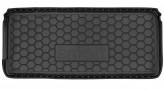 Резиновый коврик в багажник Smart Fortwo 450 Avto Gumm