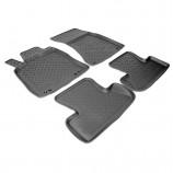 Резиновые коврики Audi Q5 2008-
