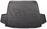 Резиновый коврик в багажник Volkswagen Passat B6 sedan Unidec