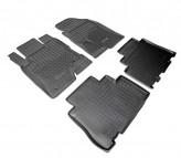 Резиновые коврики Chevrolet Captiva 2011-