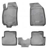 Резиновые коврики Chevrolet Codalt 3D 2012-