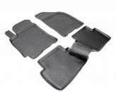 Резиновые коврики Chevrolet Lacetti 3D 2004-2013 Unidec