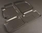 Резиновые коврики Chevrolet Lanos/Daewoo Lanos