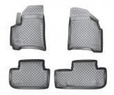 Unidec Резиновые коврики Chevrolet Tacuma
