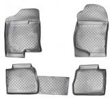 Резиновые коврики Chevrolet Tohoe 2007-/Cadillac Escalade 2006- Unidec
