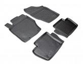 Unidec Резиновые коврики Citroen C4 2004-2010