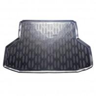 Резиновый коврик в багажник Chevrolet Lacetti sedan