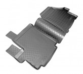 Резиновые коврики Citroen Jumper (250) 2006-\ Peugeot Boxer 2006-\ Fiat Ducato 2006- Unidec