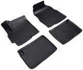 Резиновые коврики Chery Tiggo 5 (T21) 2014- Unidec